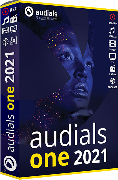Audials One Promo Pic